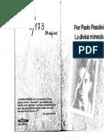 Pasolini_Pier_Paolo_La_divina_mimesis