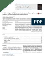 Apud 2017. Medicine, relion use of Ayahuasca in Cataluna.pdf