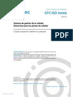 gtc-iso 10005-2019