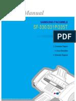 SF-330 REPAIR MANUAL