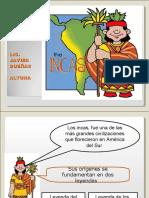 los incas PPT primaria