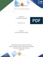 Fase 3 - Aplicar modelo de evaluación