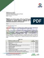 Estado del plan  de saneamiento y manejo de vertimientos- PSMV