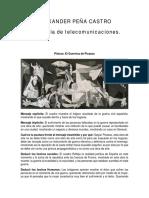 Actividad 3, La Imagen y El Lente en La Propaganda