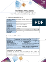 Guía de actividades y rúbrica de evaluación - Fase 4 - Estudio de caso Estilos de aprendizaje y enseñanza.docx