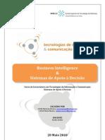 SAD/ESTA - Business Intelligence & Sistemas de Apoio à Decisão