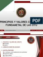 T.3 PRINCIPIOS Y VALORES