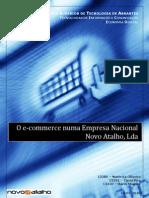Economia Digital/ESTA - O E-commerce Numa Empresa Nacional - Novo Atalho, Lda