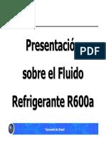 Presentación R600a