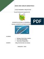 TRABAJO DE INFORMATICA II UNIDAD - CSi Bridge