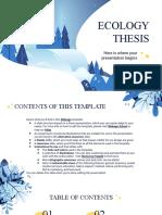 Ecology Thesis Presentation.pptx