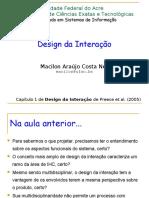 CCET214 - 01b - Design Da Interação