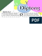 Diptongo _ Hiatos