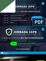LGPD - Aula 1 - Protecao de dados primeiros passos 200629
