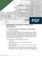 Capitulo IV Sistma de equipo y manejo de materiales.pdf