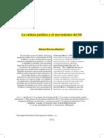 LA CULTURA JURIDICA EL MOVIMIENTO DEL 68.pdf