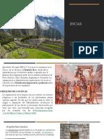 IMPERIO INCA - 2019 ANIBAL BARROS