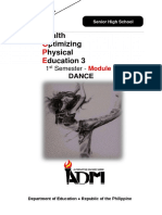 PE 12-HOPE 3 , Q1, Module 1, Lesson 1-4 by Shine