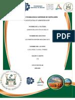 ADMINISTRACION FINANCIERAII_CAAMAL TORRES