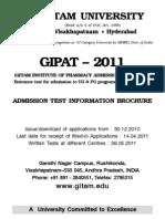 GIPAT2011