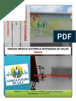 PORTAFOLIO DE SERVICIOS CLINICA FUTURO IPS 2018 - sede monteria 2018B