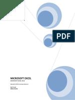 Unidad 01 - Introducción elementos de Excel