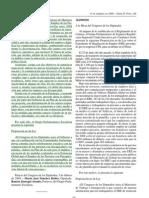 Proposición no de ley impulso Estragia Global de Empleo