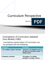 Topic 5 Conceptions of Curriculum.pptx