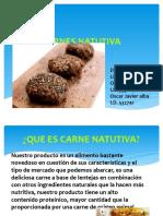 CARNES NATUTIVA