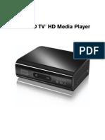 WD TV Manual