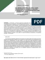 Agotamiento del modelo español de doble canal de representación para una eficiente gestión del cambio en la empresa