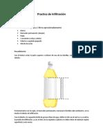 Infiltracion Hodroclimatologia utp