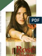2006-08-05 - Rosé é chique - Cinthia Rodrigues - Fotos Rogério Albuquerque (Revista QUEM)
