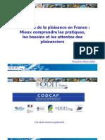 Marche Clienteles Plaisance Chb Odit France