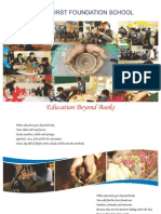 India First Foundation school brochure (IFF school)