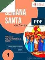 Vivir Semana Santa 1 - Dgo. Ramos