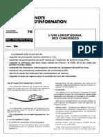 APL profilometro