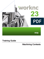 Training Guide Worknc v23 Machining Contexts