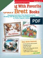 TeachingWithFavoriteJanBrettBooks