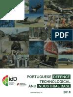 Portuguese Defence Technological & Industrial Base 2018