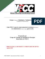 [E] WECC WPP Power Flow Modeling Guidelines