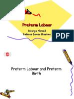 15 Preterm Labour edIt