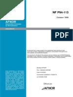 NF P 94-113 - 10_96 - Sols Essai de penetration statique.pdf