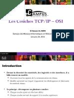 Modele OSI && TCP-IP