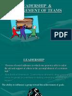 leadershipandmanagementofteams-