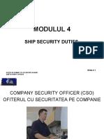 Suport Curs SSO Modulul 4 - OF DE SECURITATE.ppt