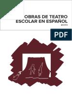Arana C. (Ed.) - Obras de teatro escolar en español 2013.pdf