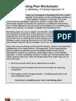 Marketing_Plan - Prash 1st