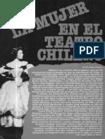 Articulo - La mujer en el teatro chileno