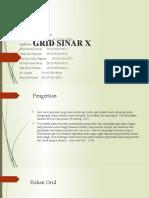 GRID SINAR X 3 2A